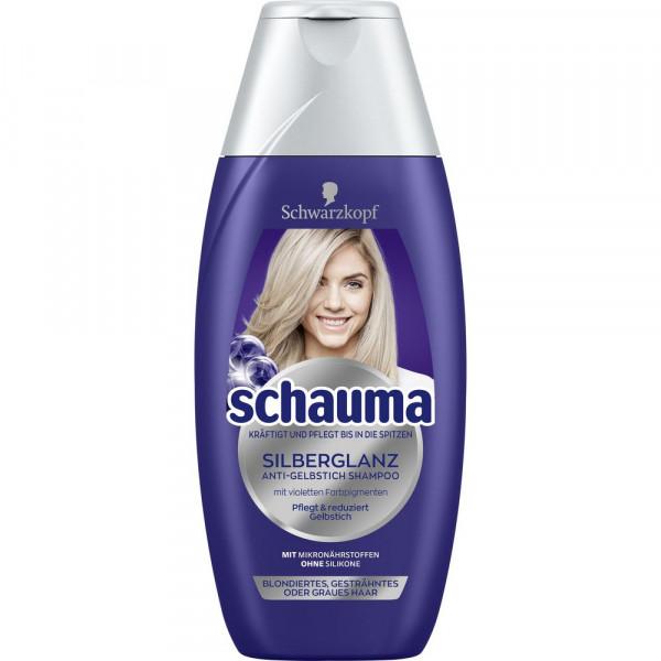"""Shampoo """"Schauma"""", Silberglanz"""