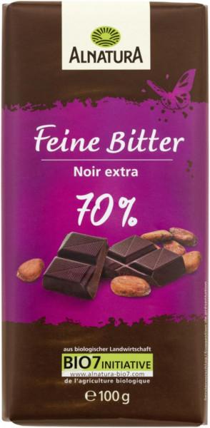 "Bio Schokolade ""Feine Bitter"""