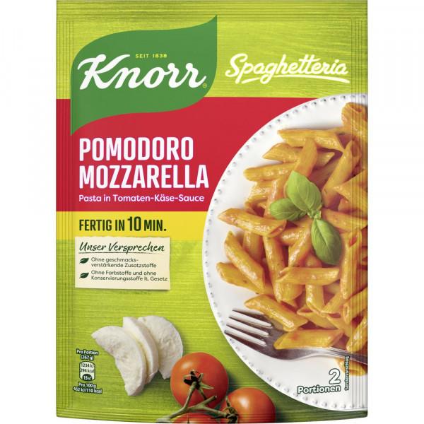 Spaghetteria, Pomodoro Mozzarella
