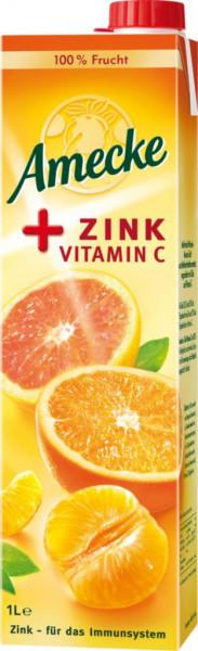Plus Zink Fruchtsaft (192 x 1 Liter)