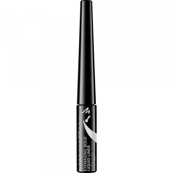 Eyeliner Eyemazing Bold Liquid Liner, Black 001