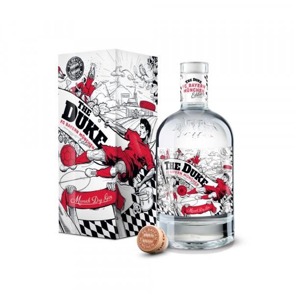 Munich Dry Gin - FC Bayern Edition 42%