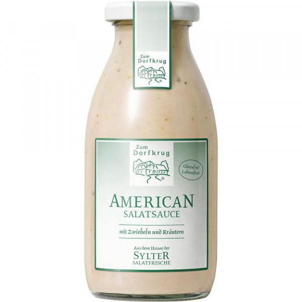 American Salatsauce mit Zwiebeln & Kräutern