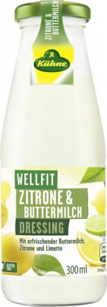Wellfit Salatdressing, Zitrone-Buttermilch