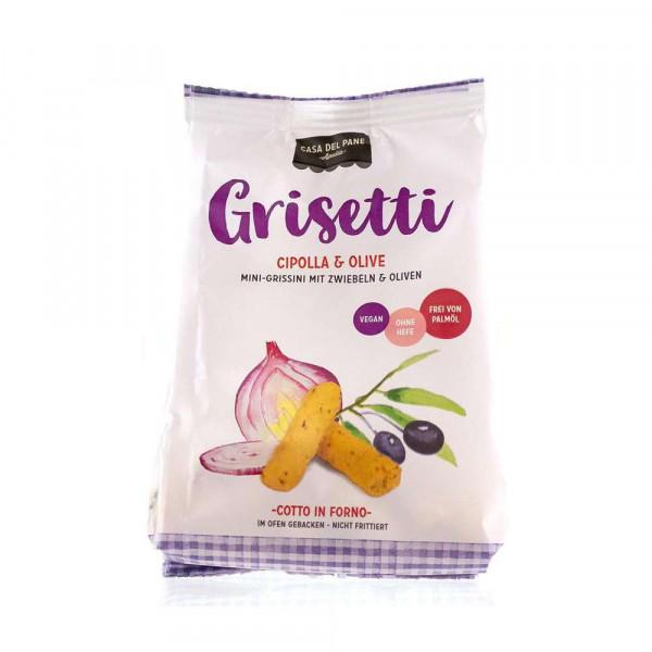 Mini-Grisetti Zwiebel