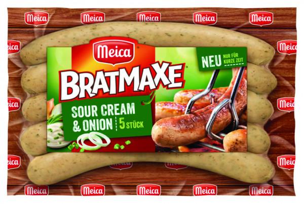 "Würstchen ""Bratmaxe"", Sour Cream & Onion"
