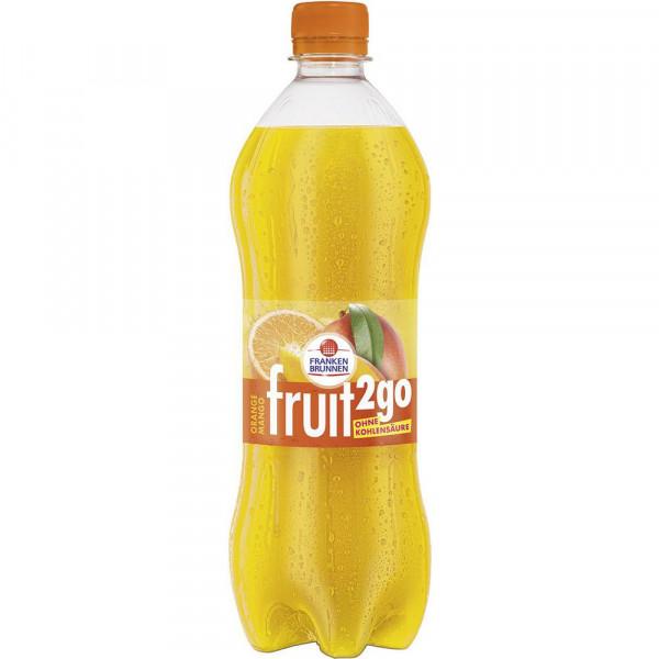 Fruit2go, Orange-Mango