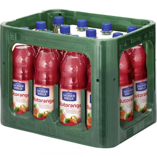 Blutorangen Limonade (12 x 1 Liter)