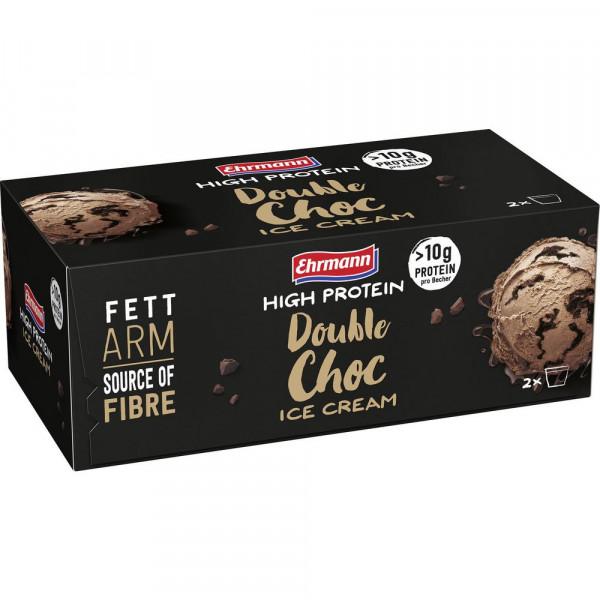 """High Protein Eis """"Schokolade"""""""