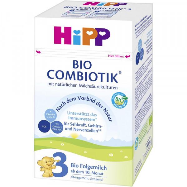 Combiotik Bio Folgemilch, 3