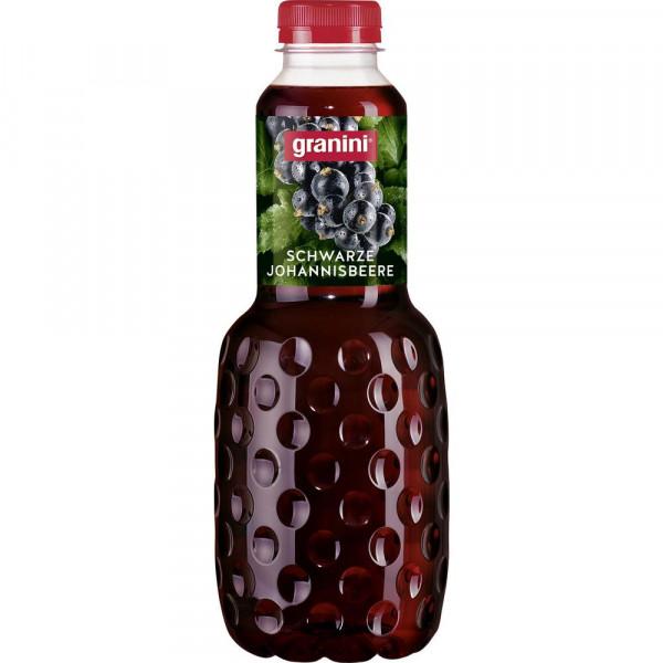 Trinkgenuss schwarze Johannisbeere-Nektar