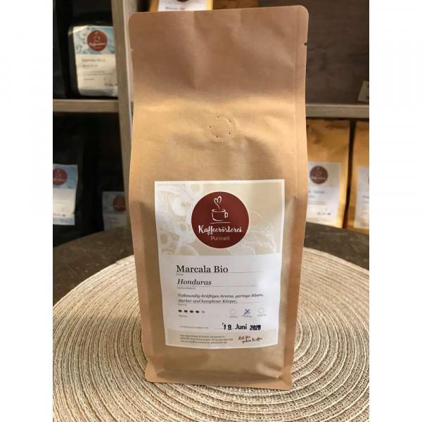 Röstkaffee Marcala