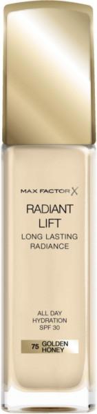 Make-Up Radiant Lift Foundation, Golden Honey 75
