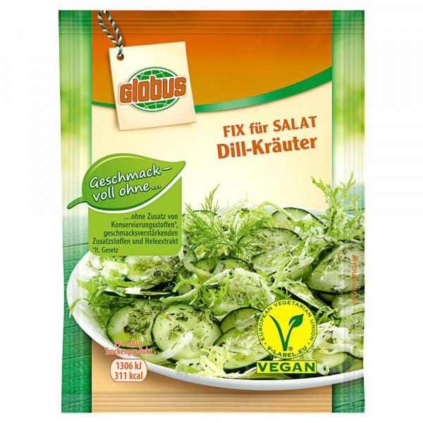 Fix für Salat, Dill/Kräuter