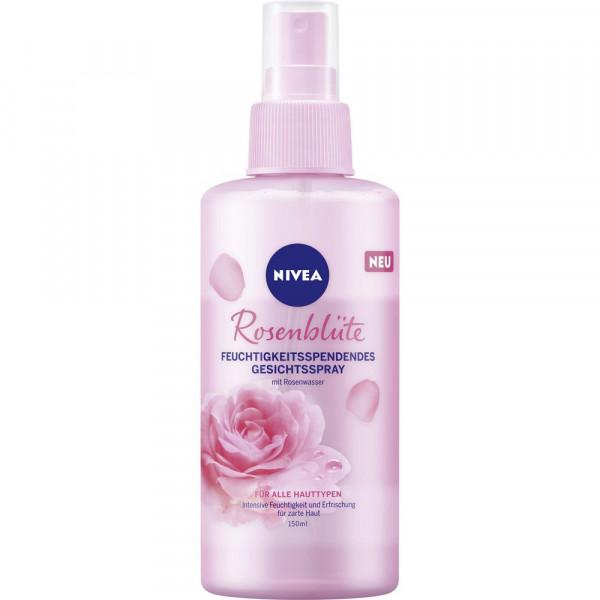 Gesichtsspray Rosenblüte