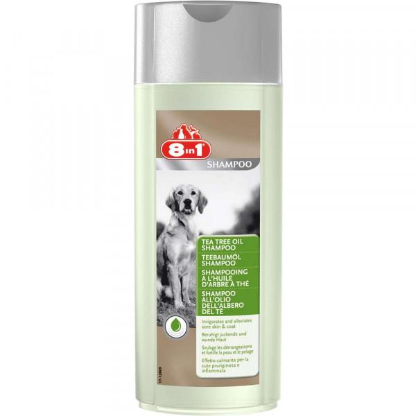 Hunde Shampoo, Teebaumöl