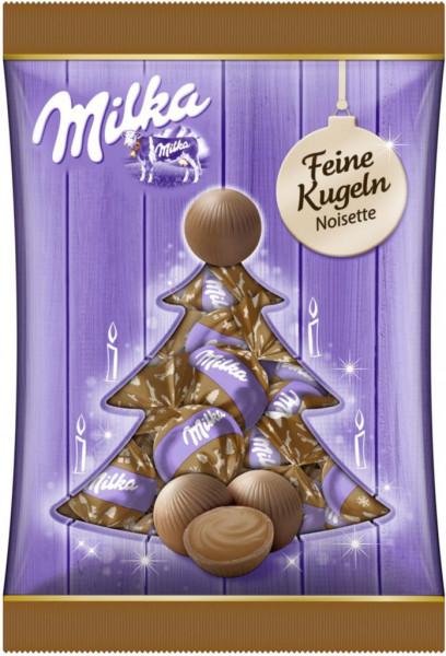 Schokoladen-Kugeln, Noisette