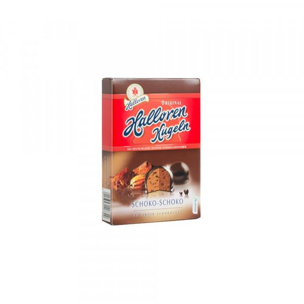Schokoladen-Kugeln