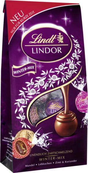 "Lindor Kugeln ""Wintermix"""