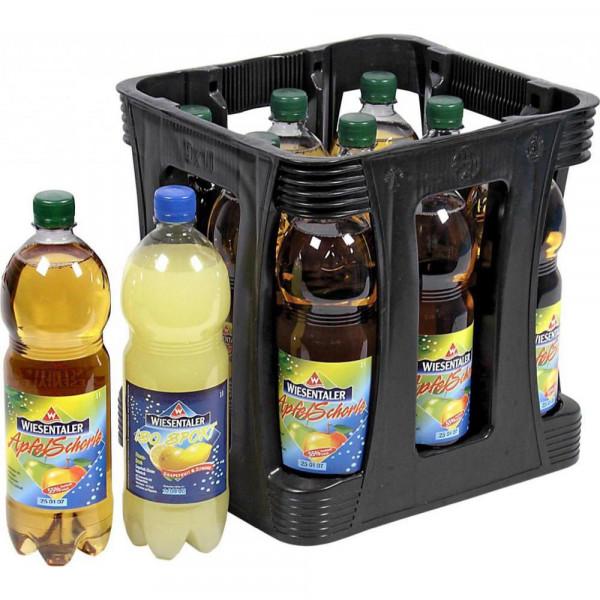 Iso Sport, Grapefruit-Zitrone (9 x 1 Liter)