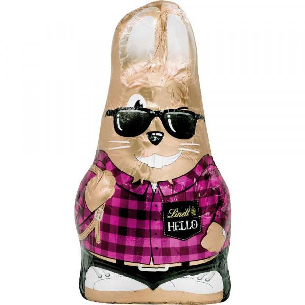 """Schokoladen-Hase """"Hello"""" Bunny"""