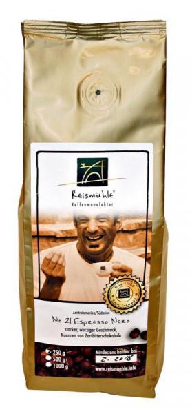 """Kaffee-Bohnen """"Espresso Nero"""""""