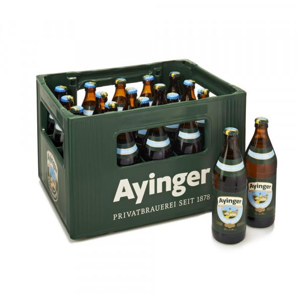 Lagerbier, hell 4,9% (20 x 0.5 Liter)