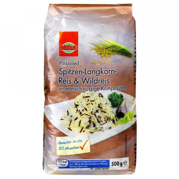 Langkorn- & Wildreis, lose