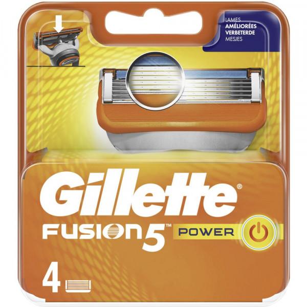 Fusion5 Power, 4er Rasierklingen