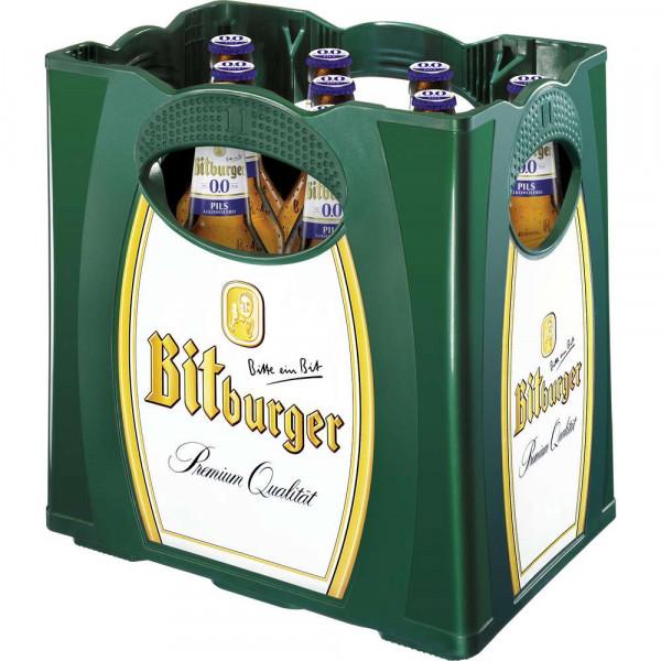 0,0% Pilsener Bier, alkoholfrei(11 x 0.5 Liter)
