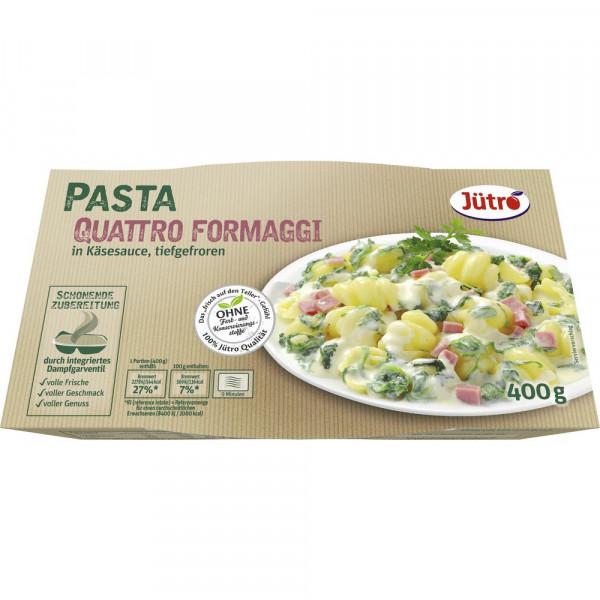 Pasta Quattro Formaggi, tiefgekühlt