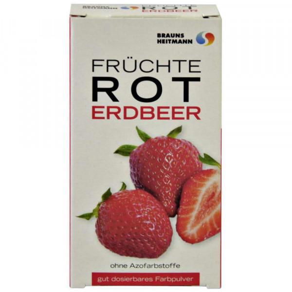 """Lebensmittelfarbe """"Erdbeer"""", rot"""