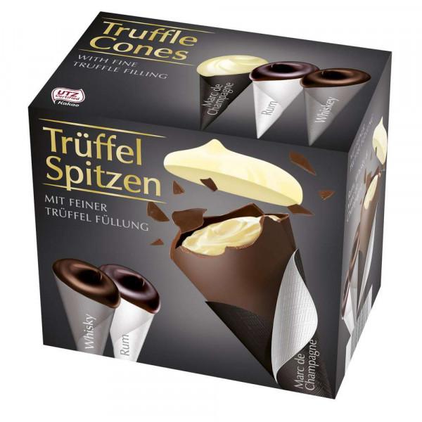 Trüffel-Spitzen