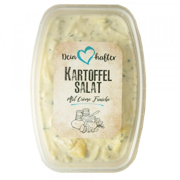 Kartoffelsalat, Creme Fraiche