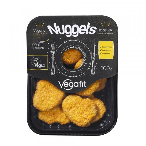 Vegane Nuggets