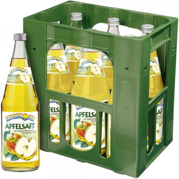 Klarer Apfelsaft (6 x 1 Liter)