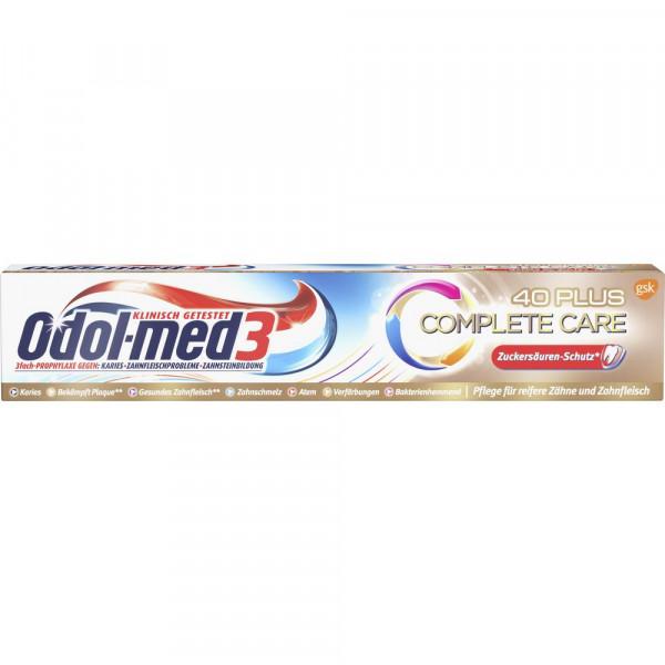 Zahncreme, Complete Care 40 plus