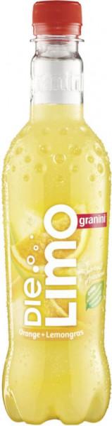 Die Limo Orange-Lemongras Limonade (216 x 108 Liter)