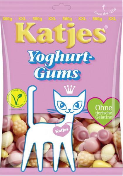 "Fruchtgummi ""Yoghurt-Gums"""