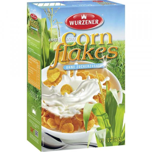 """Cornflakes """"Crisp & Cross"""" ohne Zuckerzusatz"""