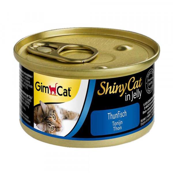 """Katzen-Nassfutter """"ShinyCat"""", Thunfisch"""
