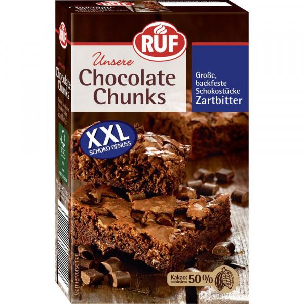Chocolate Chunks, zartbitter