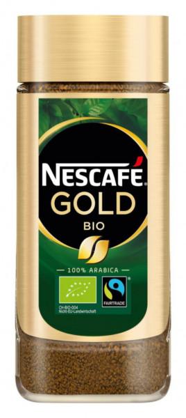 Instant Kaffee Gold Bio