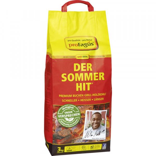 Buchen-Grillholzkohle, Der Sommer-Hit