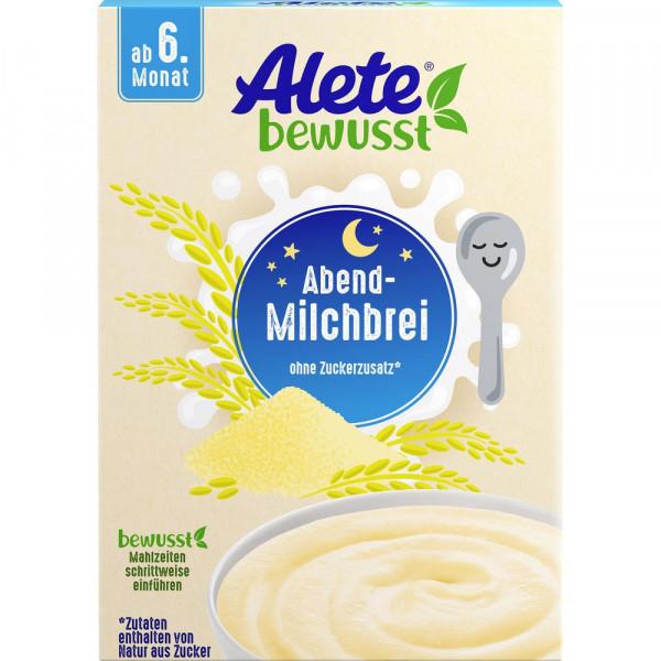 """Abend-Milchbrei """"Bewusst"""", ab dem 6. Monat"""