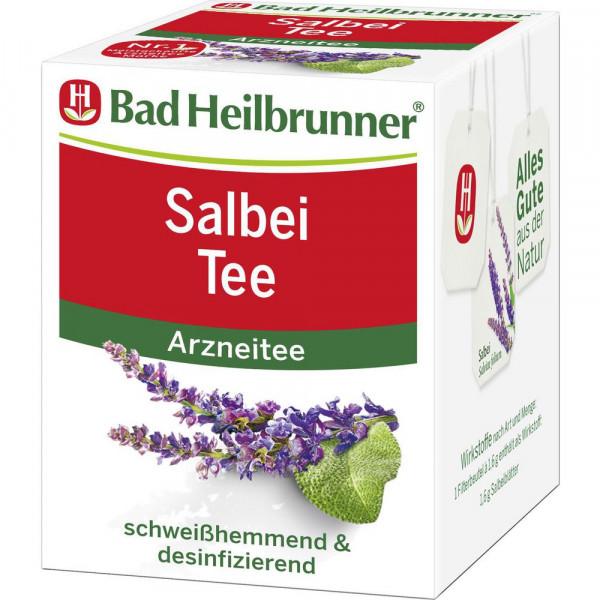 Salbei-Tee, ab 12 Jahre