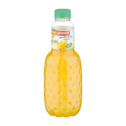 Samtig & Fein Orangensaft