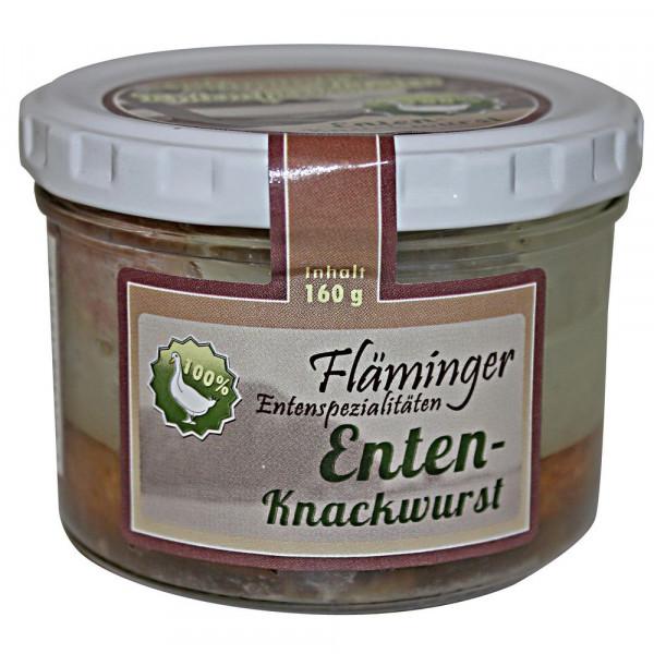 Entenknackwurst