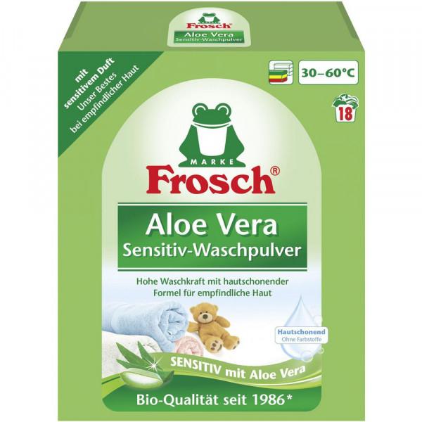 Sensitiv-Waschpulver, Aloe Vera
