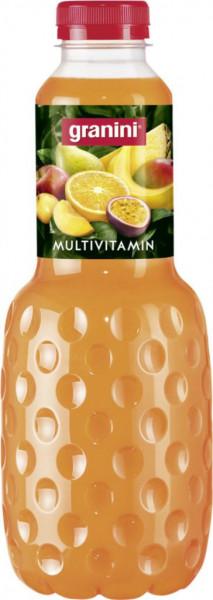 Trinkgenuss Multivitaminsaft (240 x 1 Liter)